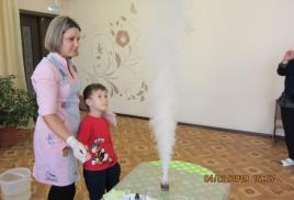 """""""Наука вокруг нас"""" - неделя науки и экспериментов в детском саду."""